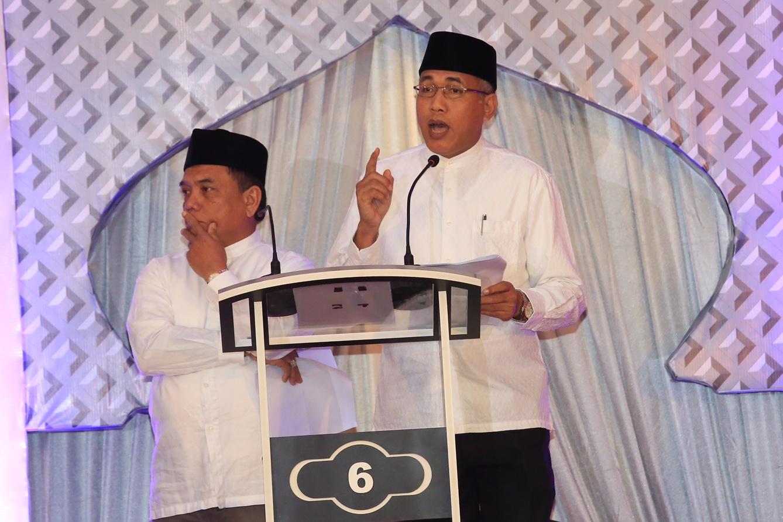 Paslon Gubernur Aceh 2017, Irwandi-Nova