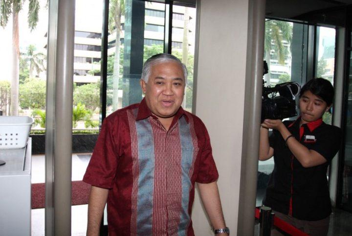 Ketua Dewan Pertimbangan Majelis Ulama Indonesia (MUI), Prof Din Syamsuddin