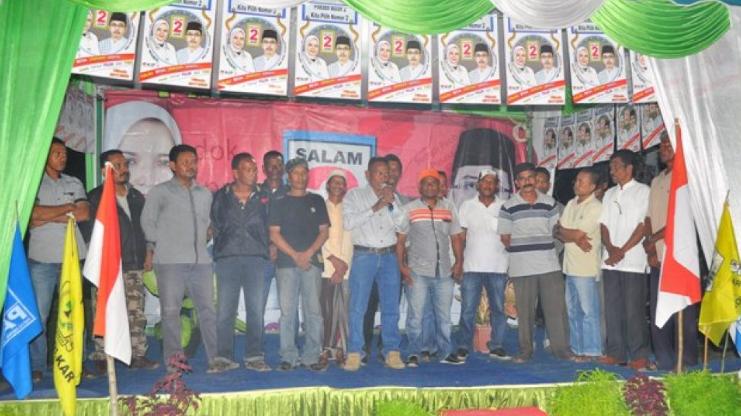 Fungsionaris PNA Dukung Yuniar-Heldiansyah