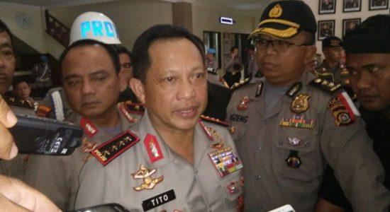 Amankan Pilkada Serentak 2018, Polri Bentuk Satgas Nusantara