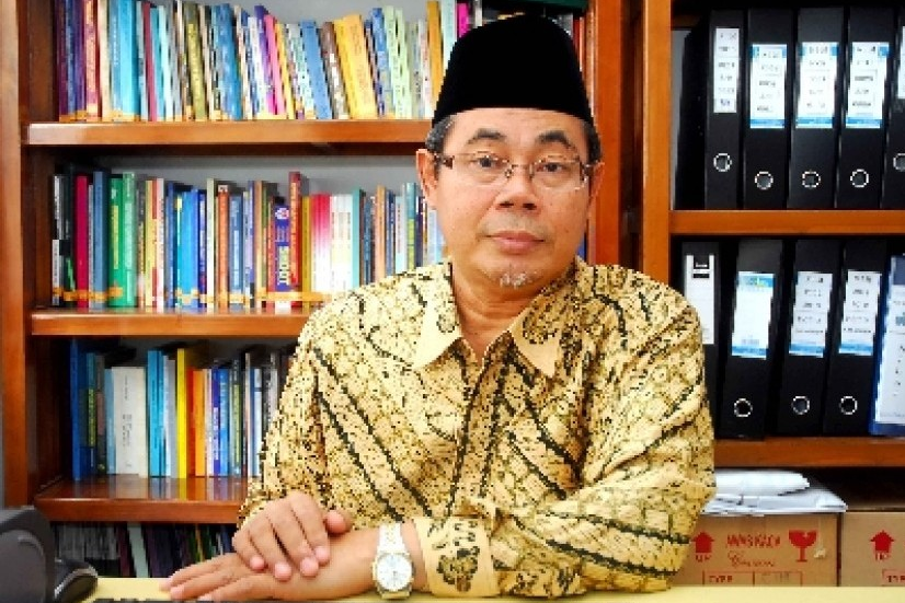 Ketua Umum Ikadi KH Ahmad Satori Ismail