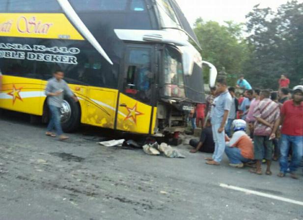 Kecelakaan lalu lintas