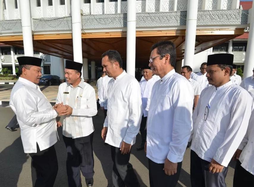 Plt. Gubernur Aceh, Soedarmo