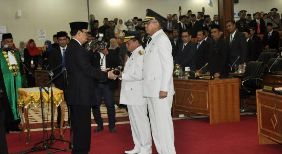 Ajak Seluruh Rakyat Aceh Dukung Gubernur Baru