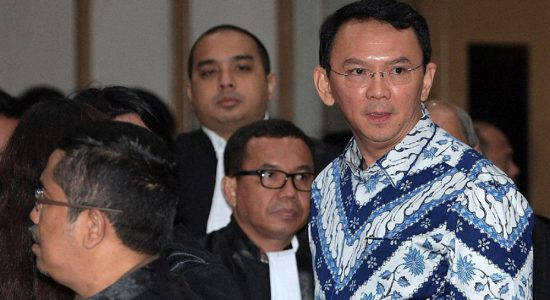 Jaksa Minta Hakim Baca Keterangan Ahok