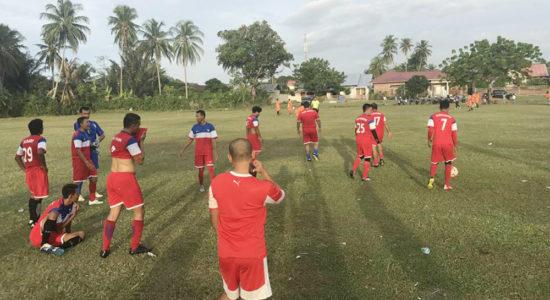 Laju Tuagila tertahan di Meunasah Krueng
