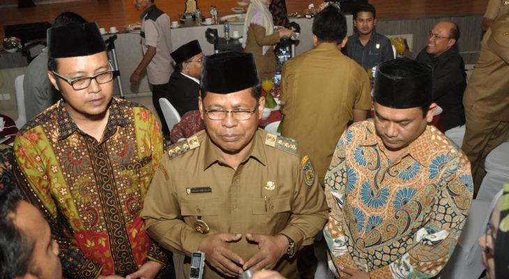 Walikota Resmi Bentuk Lembaga Keuangan Mikro Syariah