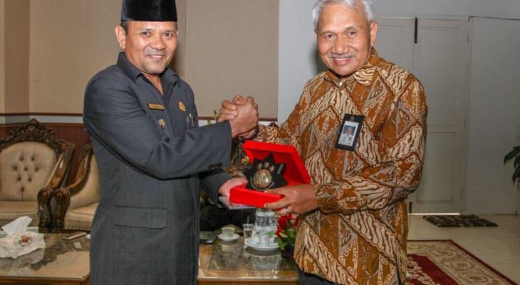 Gubernur IPDN Kunjungi Aceh Besar, Ada Apa?