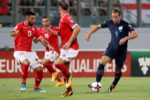 Inggris Libas Malta 4-0