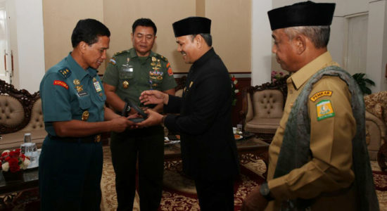 Tim Wantannas Kunjungi Aceh Besar