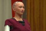 Ini Robot Wanita yang Berbicara di Rapat PBB