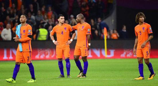 Ini 4 Negara yang Tal Lolos ke Piala Dunia 2018