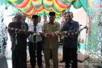 Bupati Aceh Besar ResmikanBank Aceh Syariah Kas Saree