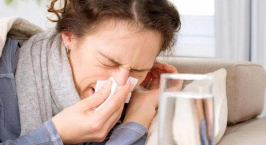 Flu dan Penyakit Sering Menyerang di Musim Hujan