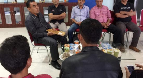 Klub Voli Singapura Meriahkan Piala Ketua DPRK Banda Aceh
