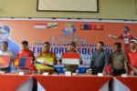 "Gubernur Launching Turnamen Sepak Bola Internasional ""Aceh World Solidarity Cup"""