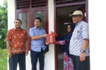 Prihatin Kondisi Keluarga Jamaluddin, Daniel Abdul Wahab dan Dinas Perkim Banda Aceh Serahkan Rumah Bantuan