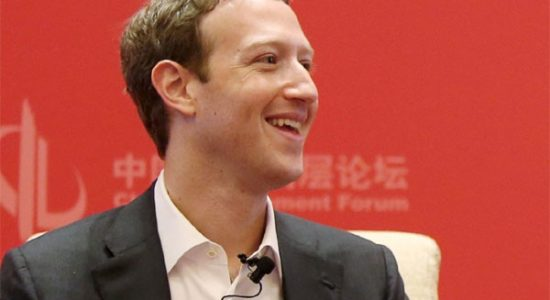 Kata Bos Facebook, Teknologi Tingkatkan Pendapatan Pekerja