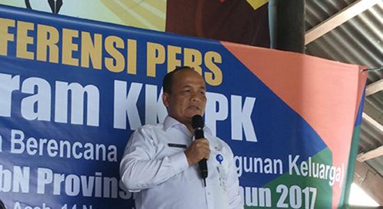 2018, BkkbN Aceh Priotaskan Program Pendidikan Pranikah