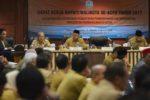 Gubernur Ingatkan Bupati/Walikota Sungguh-sungguh Layani Rakyat