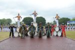 120 Taruna AAU Tampil di Banda Aceh