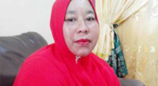 Innalillahiwainnailaihirajiun, Istri Abusyik Meninggal Dunia