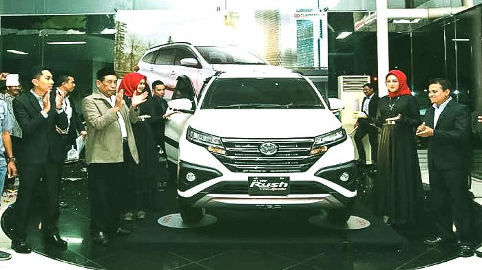 Ratusan Unit Dipesan, Ini Alasan All New Toyota Rush Laku di Aceh