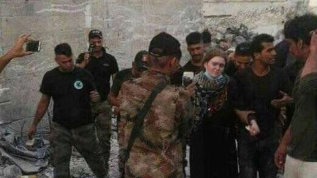 Ini Perempuan Jerman Anggota ISIS Dihukum Mati di Irak
