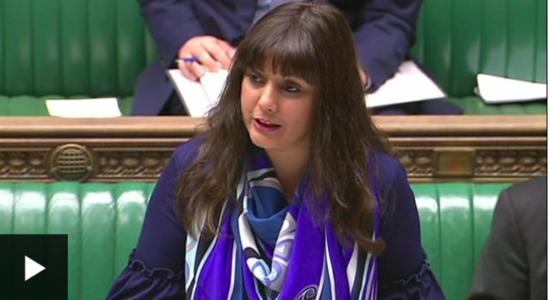 Ini Perempuan Muslim Pertama yang Bicara di Parlemen Inggris