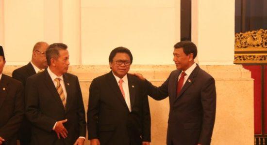 Wiranto Diminta Netral Sikapi Konflik Internal Hanura