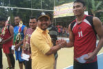 Muhibuddin Ibrahim Resmi Menutup Volly Golkar Cup