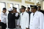Wakil Bupati Aceh Lantik 26 Pejabat Eselon III