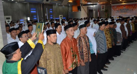 Lantik Anggota PPK dan PPS Se-Banda Aceh