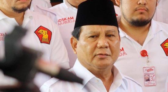 Gerindra Pasti Usung Prabowo Sebagai Capres