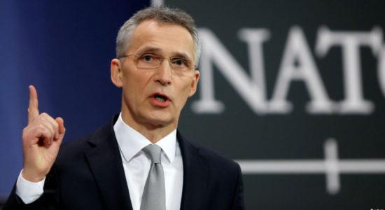NATO Turut Depak Diplomat Rusia