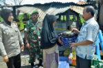 Salurkan Bantuan Masa Panik Kepada Korban Kebakaran di Lamjame