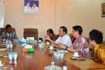 Bahas Lanjutan Kerja Sama dengan Konsultan JICA