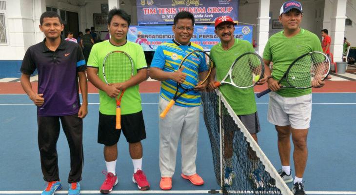 Tekuk Telkom Jakarta 5-3