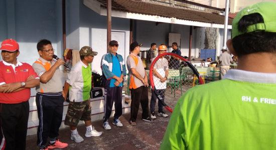 Lewat Tenis Aminullah Promosikan Wisata Banda Aceh