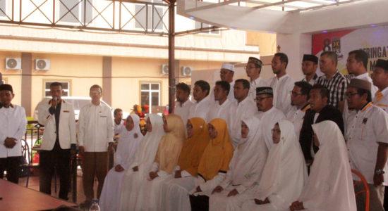 Launching Bakal Calon Anggota Dewan Banda Aceh