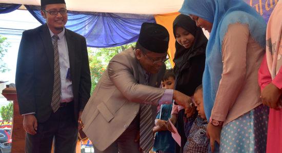 Wali Kota Resmikan Operasional PT MMS