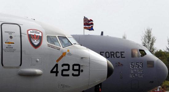 Kirim Pesawat Militer untuk Intai Kapal Korut