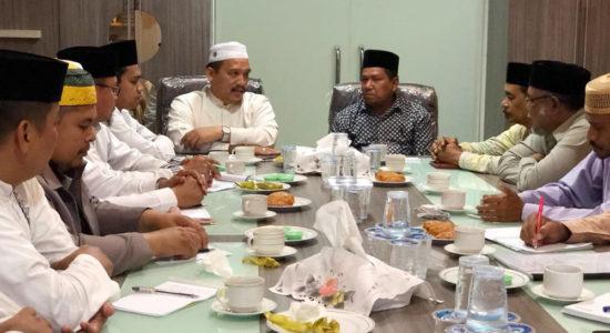 Pelajari Penegakan Syariat Islam di Banda Aceh