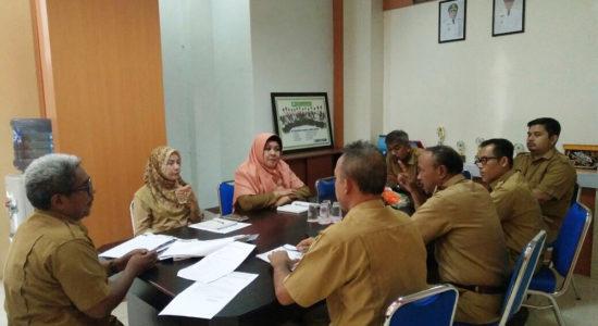 BPSDM Aceh Bahas Beasiswa