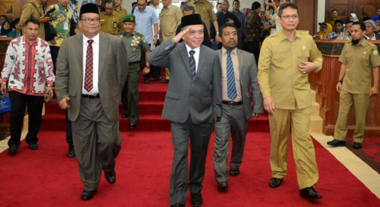 Siap Tanggapi Hak Interpelasi Legislatif