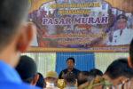 Pemko Gelar Pasar Murah di Kecamatan Baiturrahman