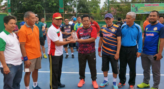 Ungguli Petenis Pelti Aceh Barat