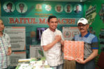 Buka Layanan Zakat di Arena Aceh Expo PKA VII