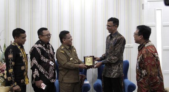 Aminullah Paparkan Potensi Banda Aceh