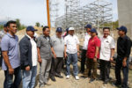 Bupati Aceh Besar Tinjau Pembangunan Venue